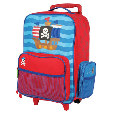 Rolling Luggage Pirate