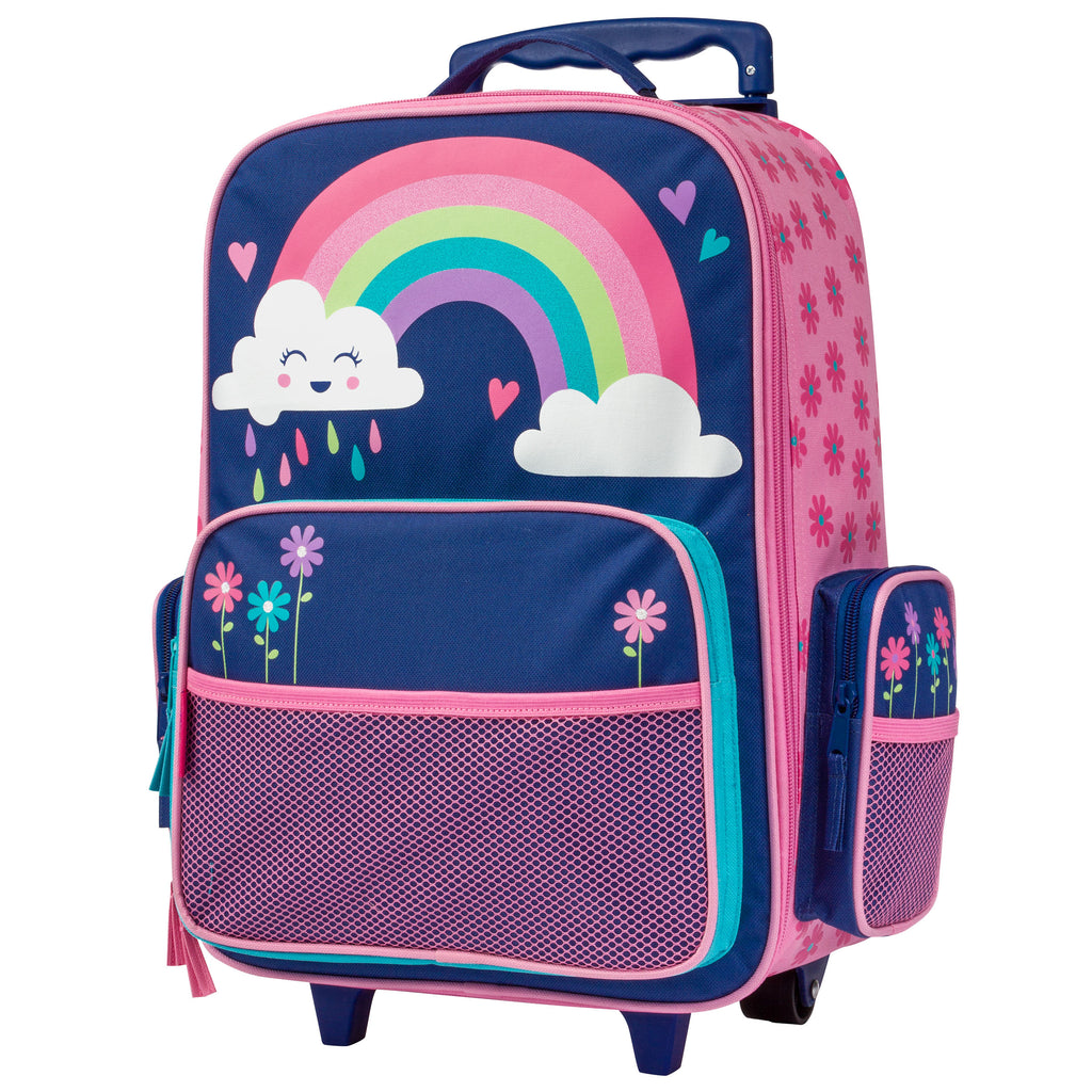 Rolling Luggage Rainbow