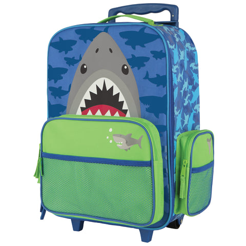 Rolling Luggage Shark