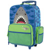 Image of Rolling Luggage Shark
