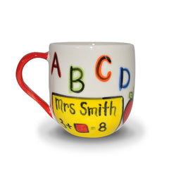 Teachers Design on Mug