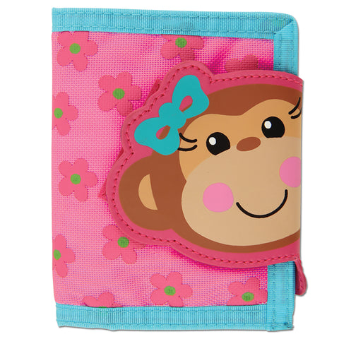 Wallet Girl Monkey