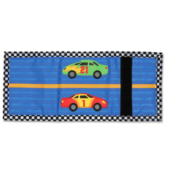 Wallet Racing Car