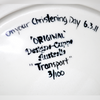 Image of Limited Edition Plate Transport