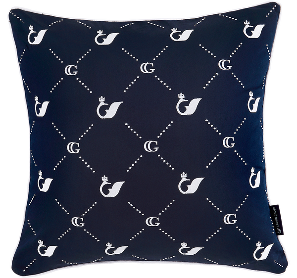 Ritzy Cushion - Crown Goose