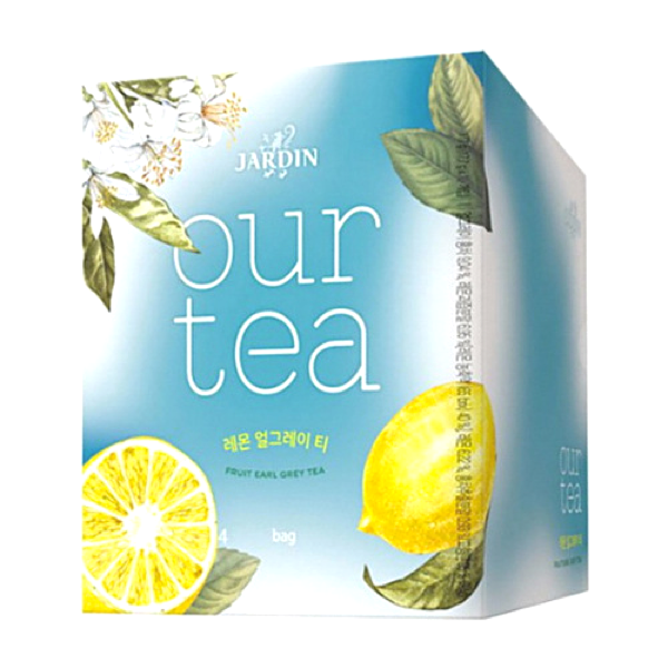 [쟈뎅]아워티 Lemon Earlgrey Tea(4pcs)