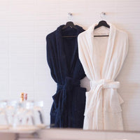 Bath Robe - Crown Goose