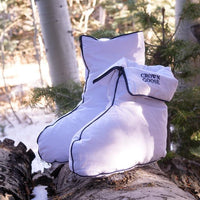 Mellow Goose Down Indoor Boots - Crown Goose