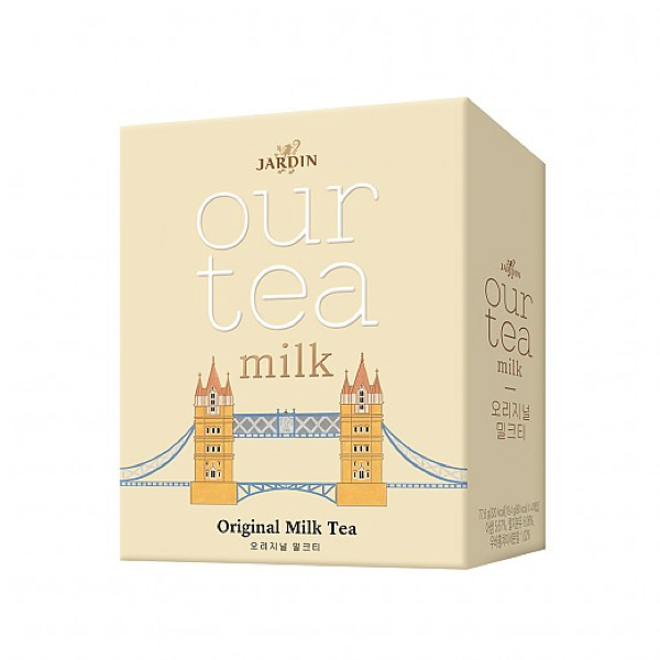 [쟈뎅]아워티 Original Milk Tea(4pcs)