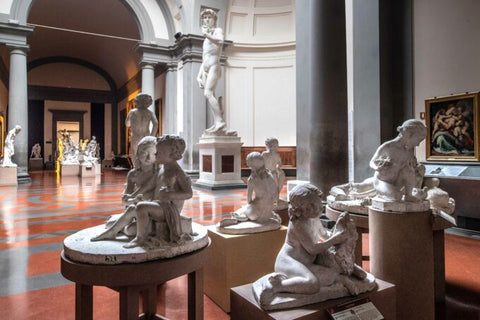 Accademia Galleries Florence