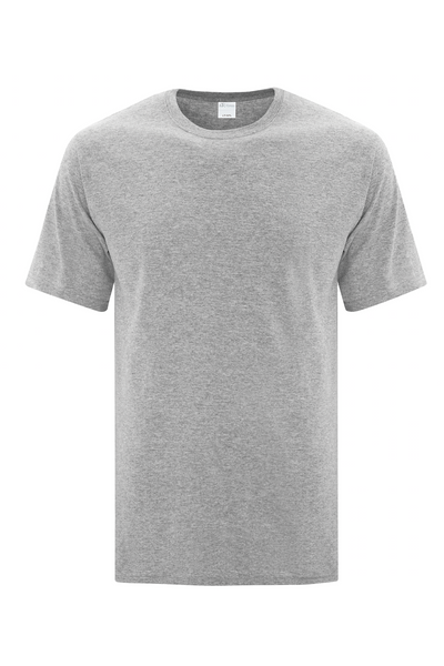 3 PACK GREY BASIC TEE