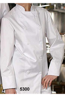 WHITE OR BLACK CHEF JACKET