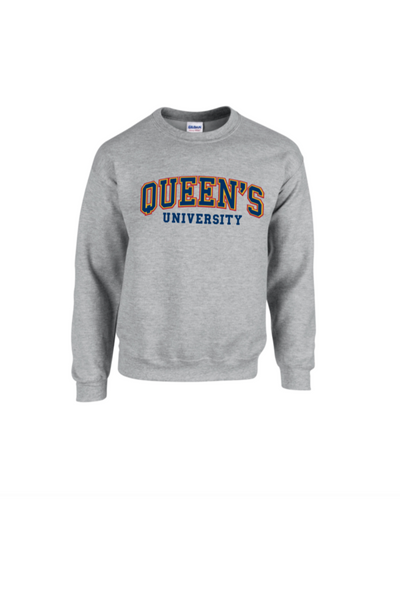 COLLEGIATE CREW GREY