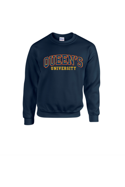 COLLEGIATE CREW NAVY