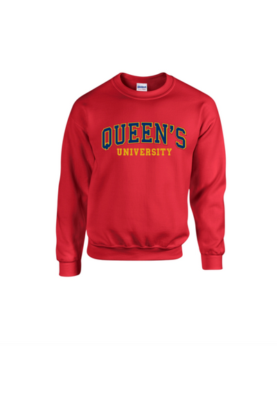 COLLEGIATE CREW RED
