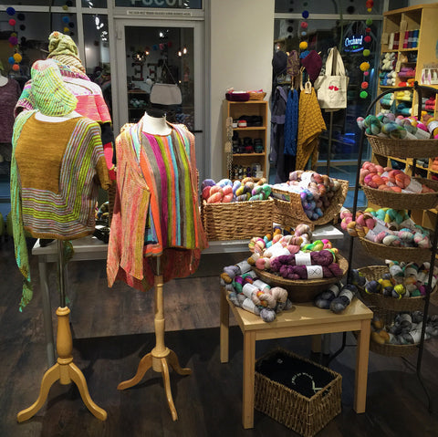 Republic of Wool trunk show