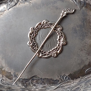 Waterfall Shawl Pin