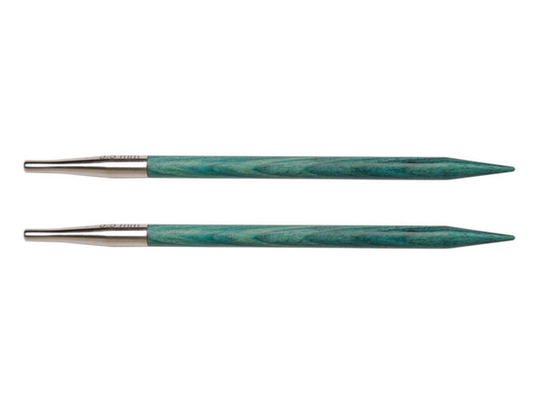 Dreamz Interchangeable Circular Needle Tips, US 4 (3.5mm) Aquamarine