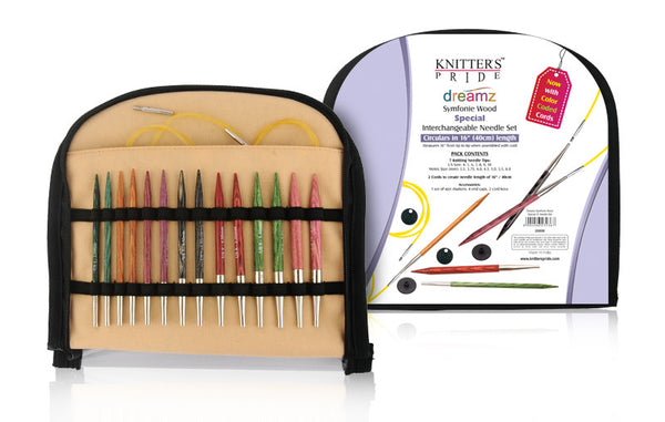 Dreamz Special Interchangeable Needle Set