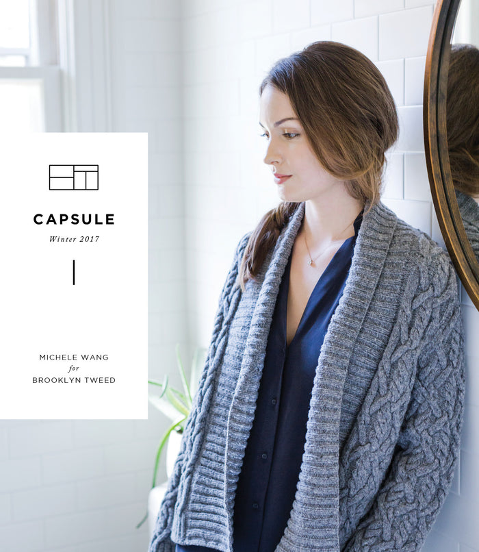 CAPSULE Winter 2017 - Michelle Wang
