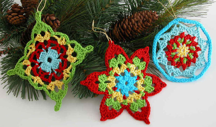 Holiday Mandalas - Saturday Dec 7, 10:30am to 12:30pm