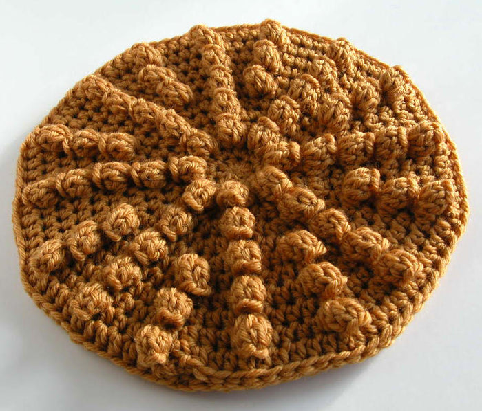 Popcorn Trivet - Saturday Feb 29, 10:30am to 12:30pm