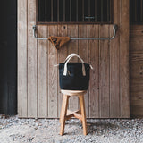 Fringe Town Bag - Black