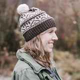 Incline Hat Kit in Brooklyn Tweed Shelter