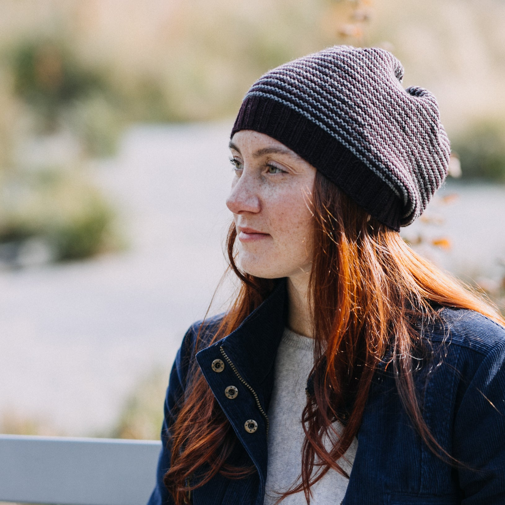Kristen's Slouchy Hat Kit