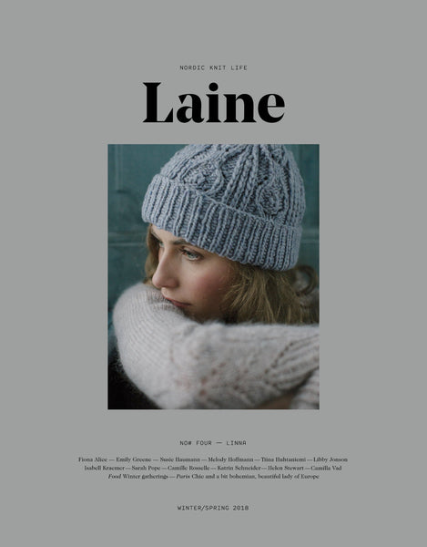 Laine Magazine Issue 4