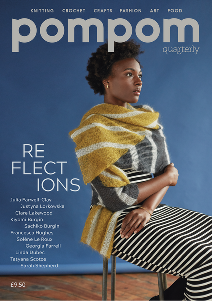 Pom Pom Quarterly, Winter 2016 Issue 19