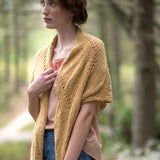 Berroco Portfolio Vol. 5, Amber Waves Shawl