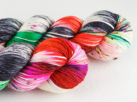 Qing Fibre Super Soft Sock, Blackhare