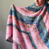 Taffeta Shawl Kit - Original Color Set