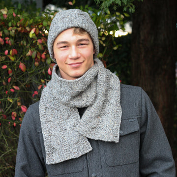 Reversible Cables: Whitethorn Scarf- 11/17- 10:30am-12:30pm