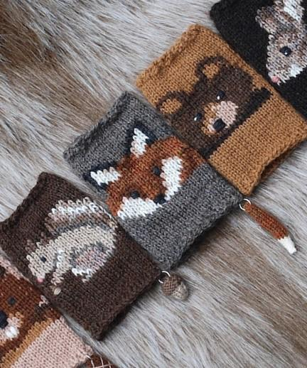 Basic Intarsia: The Woodsy Association Mitts - May 9 & 16 - THU 6:00pm to 8:00pm