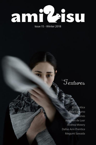 Amirisu Issue 15 - Winter 2018