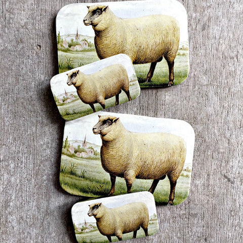 Firefly Notes Tin - Large, One Sheep