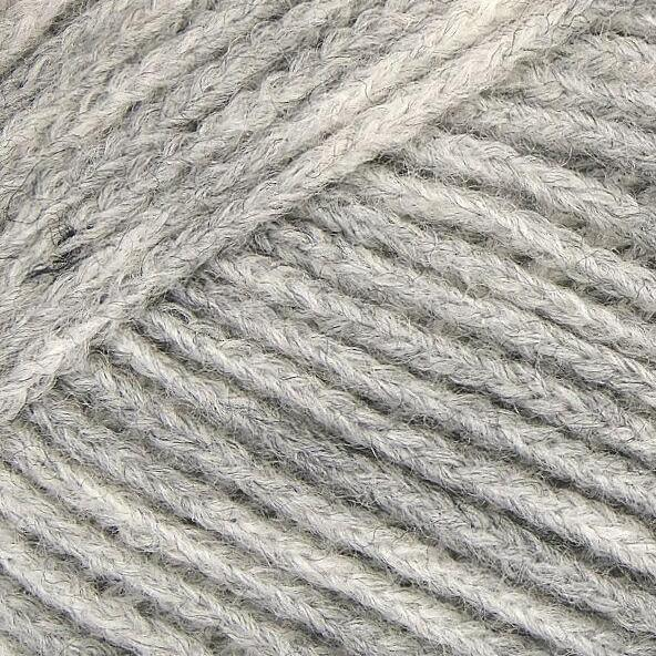 WOOLADDICTS Love, 0003 Light Gray Marble
