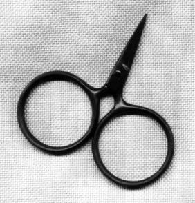Putford Scissors, Primitive Black