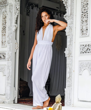 Antheia Versatile Jumpsuit (White)