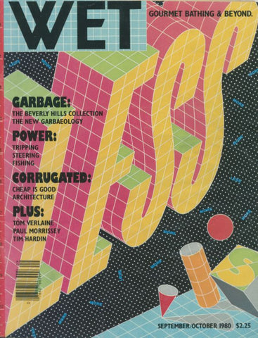 WET MAGAZINE (SEPT-OCT 1980)