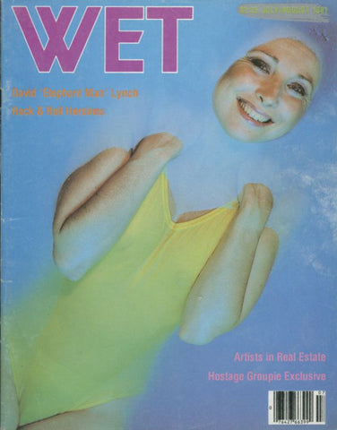 WET MAGAZINE (JULY-AUGUST 1981)