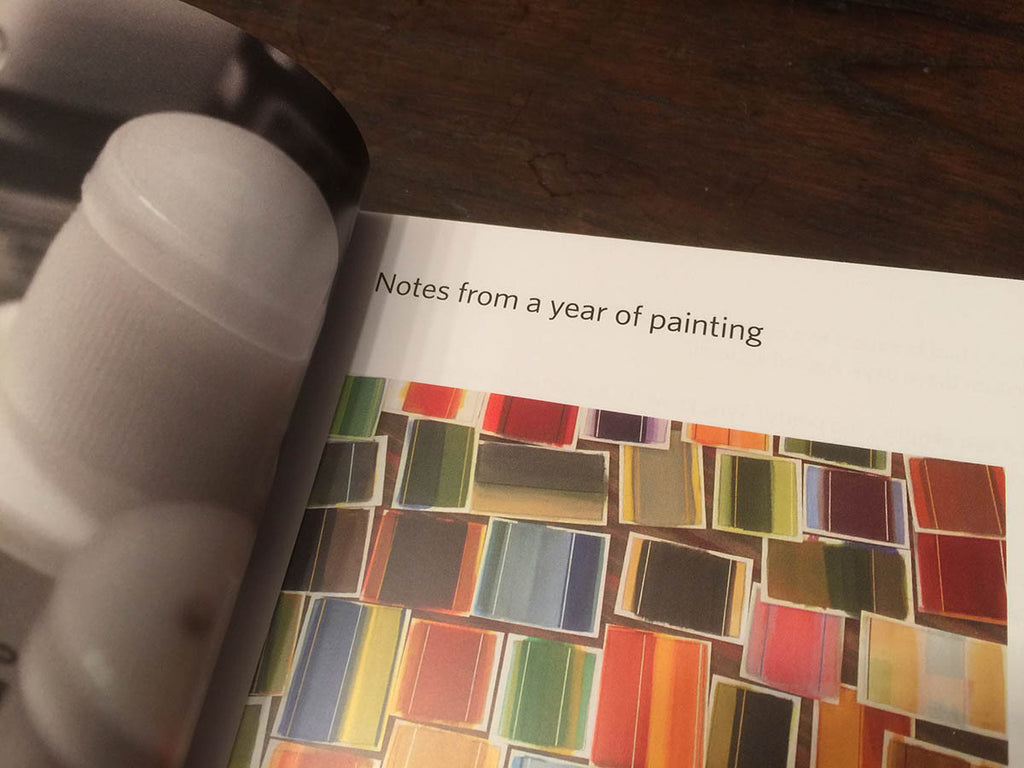 A Year in Painting - Now Available