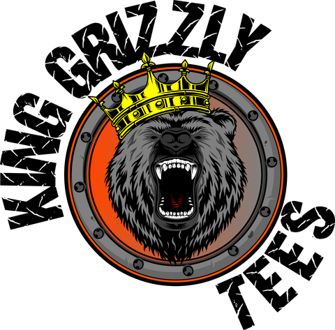 King Grizzly Tees