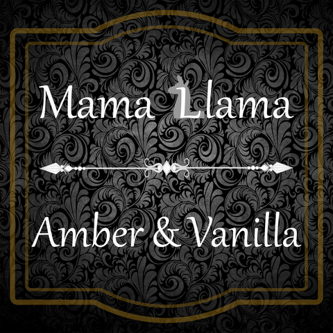 Black Label Amber & Vanilla