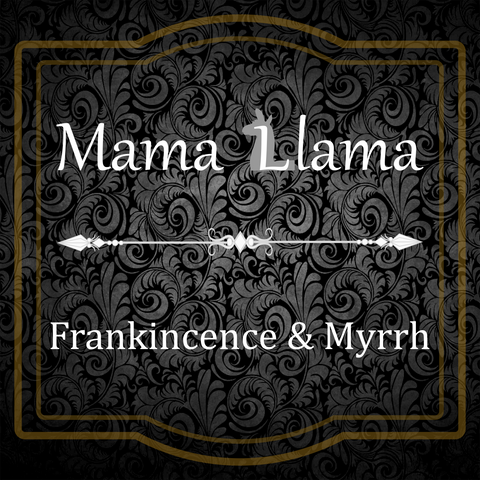Black Label Frankincense & Myrrh