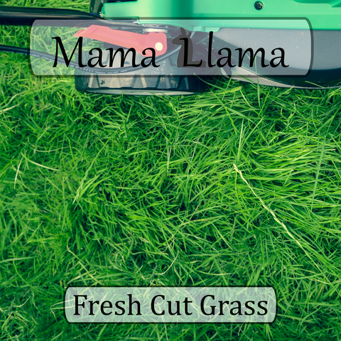 Fresh Cut Grass-Limited Edition      Fresh Cut Grass Llama-Limited Edition