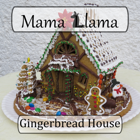 Gingerbread House-Limited Edition