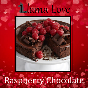 Llama Love Raspberry Chocolate
